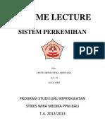 Resume Perkemihan
