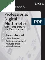 Multi Metro 33 Xr a Manual