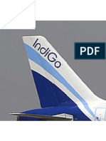 Marketing Plan of Indigo Airlines