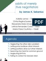 Grupo+8+-+Negociação+-++Six+Habits+of+Merely+Effective+Negotiators