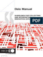 Oslo Manual 3rd Edition OECD 20059205111E
