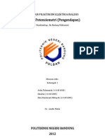 laporan potensiometri(pengendapan)
