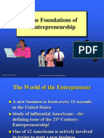 Entrepreneurship Chapter-1 Finance
