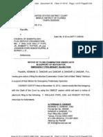 Marty Rathbun Deposition (Dandar lawsuit)