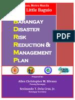 Barangay Disaster Risk Reduction & Management Plan
