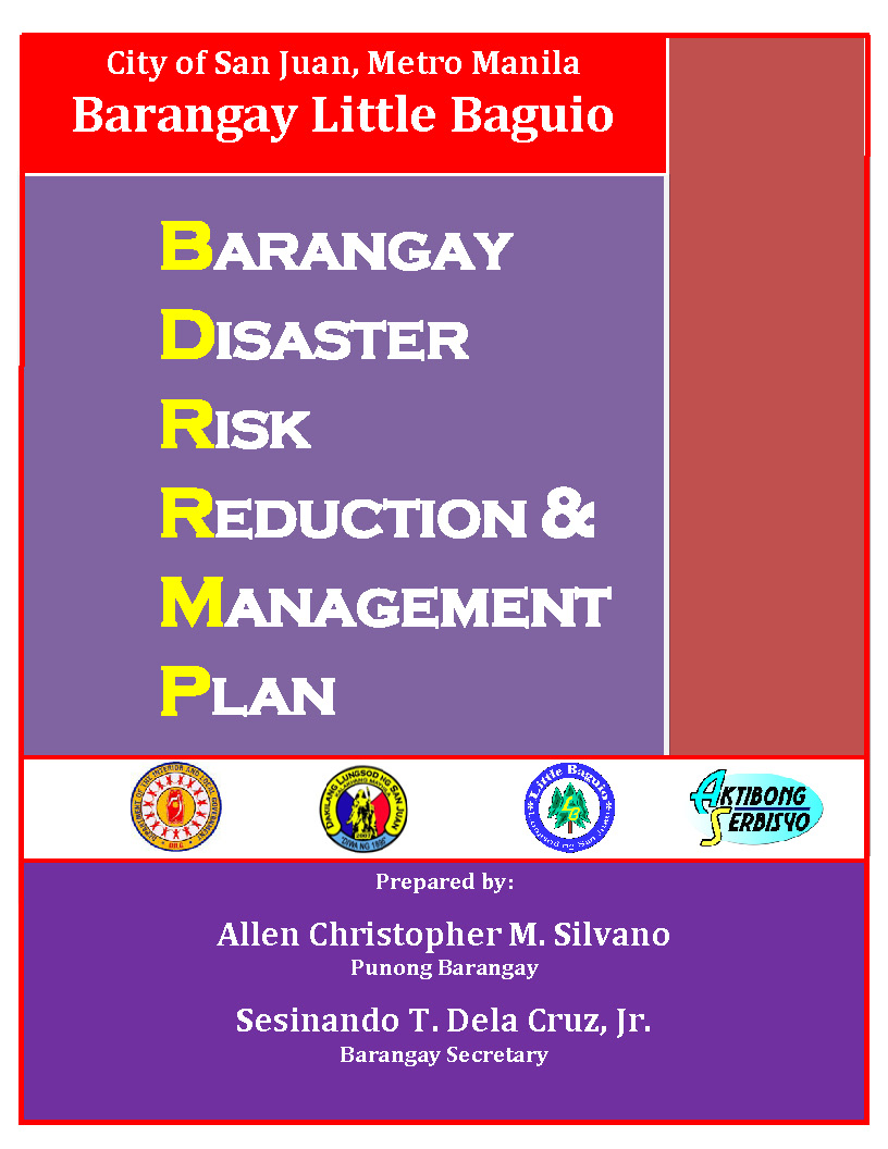 Barangay disaster risk reduction management plan emergency barangay disaster risk reduction management plan emergency evacuation emergency management pronofoot35fo Gallery