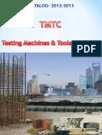 Testing Mahines & Tools