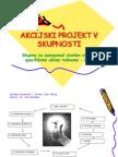 Akcijski Projekt v Skupnosti Moja Predstavitev