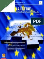 La lettre trimestrielle / Avril - Juin 2007