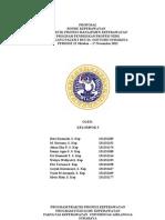Proposal Ronde Dan Resume