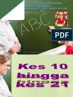 Slide Teknik Mudah Pengajaran Maths Oleh Cikgu Wong Kes 10- 21