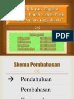 Presentasi No_7_0_ Studi Kasus Tingkat Kualitas Tanah Lahan Pasir Pantai Samas Yogyakarta