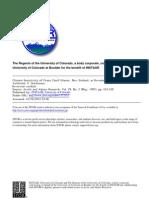 Climate Sensitivity of Franz Joseph Glacier