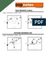 HoopNotes - 17 Nov 12 - Magic JJ 3-Ball & Piston Monroe Iso