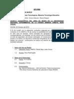 INFORME REDES - HERRAMIENTAS TECNOLÓGICAS