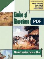 Limba Si Literatura Romana Cls a IX a.pdf CdeKey UFBZMNXWJYWQAYCH4MADUC5HESMUEVAT