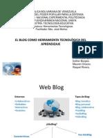 El Blog Herramienta Tegnología del Aprendisaje