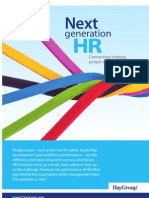 Hay Group Next Generation HR Research Report