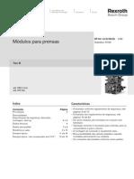 Modulos Para Prensas - Rexroth