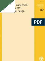 Manual de Inspeccion de Los Alimentos Basada en El Riesgo