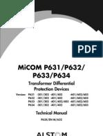P63X Technical Manual