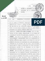 Reforma al Reglamento de Propiedad Horizontal de la Parcelación La Pastora