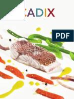 Gastronomie de Cadiz - Espagne