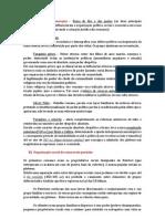 D. Romano - Fases da Monarquia, Transição e República.