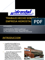 HIDROSTAL