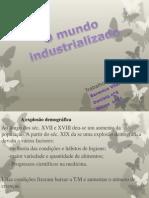 O Mundo Industrializado1