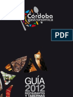 Gastronomia de Cordoba