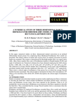 A Numerical Study of Three-dimensional Darcy-brinkman-Forchheimer (Dbf) Model in a Inclined Rectangular Porous Box