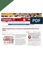 Seguridad Integral Canaria-Servicios a coste cero.