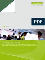 Usability Folder FH JOANNEUM