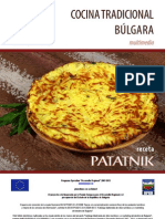 Receta Bulgara - Patatnik