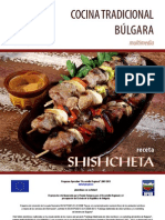 Receta Bulgara - Shishcheta