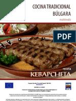 Receta Bulgara - Kebapcheta