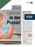 Mobile Learning Artikel (FH JOANNEUM, PH Steiermark)