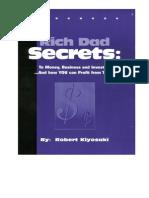 Kiyosaki, Robert - Secretos de Padre Rico