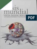 Crisis Mundial Vista Desde Bolivia