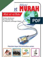 Flyer Internet Desa