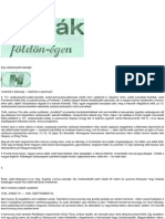 Pumak Foldon Egen - Tobak Tibor