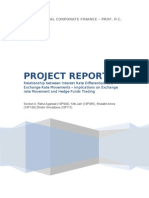 ICF Project Report