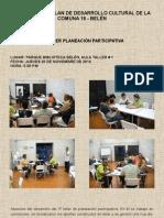 2º TALLER PLANEACIÓN PARTICIPATIVA 25-11-10