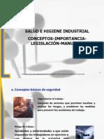 Salud e Higiene Industrial