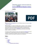 En Apoyo a Los Wikipedistas Italianos