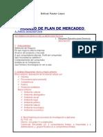 Modelo de Plan de Marketing 3BPL