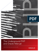 Php Oracle Manual