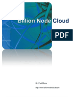 A Billion Node Cloud