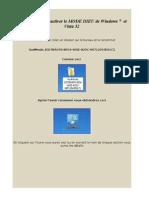 TUTO ....... Comment Activer Le MODE DIEU de Windows 7 Et Vista 32